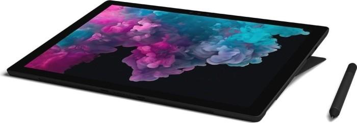 Microsoft Surface Pro 6 Black - Core i7-8650U, 16GB RAM, 512GB SSD  (KJV-00017/KJV-00018/KJV-00019/KJV-00020)