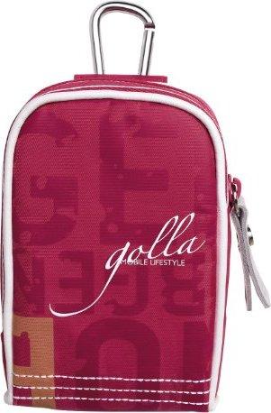 Hama Golla Clara G1252 60G Kameratasche pink (00103955) -- via Amazon Partnerprogramm