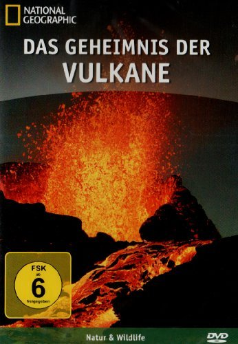 National Geographic: Das Geheimnis der Vulkane -- via Amazon Partnerprogramm