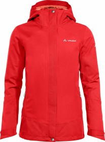 VauDe Miskanti 3in1 II Jacke mars red (Damen) (41570-994)