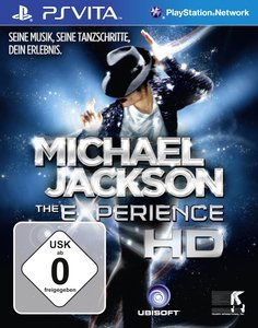 Michael Jackson: The Experience (deutsch) (PSVita)