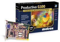 Matrox Productiva G100 8MB retail