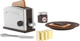 KidKraft Espresso Toaster Set (63373)