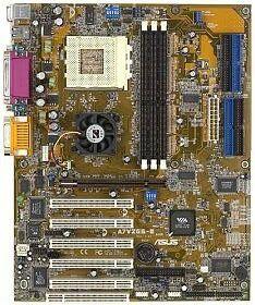 ASUS A7V266-E/A, KT266A (DDR)