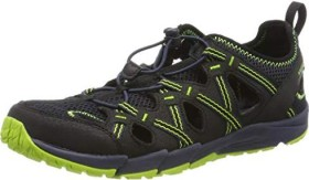 Merrell Hydro Choprock Sandal black/navy/lime (Junior) (MK261264)