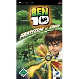 Ben 10 - Protector of Earth (PSP)