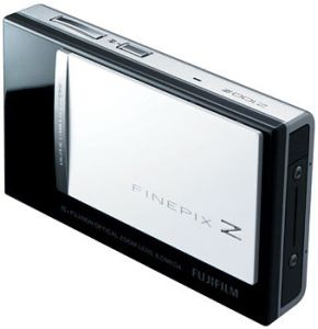 Fujifilm FinePix Z100fd black/white (04001262)