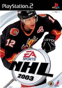 EA Sports NHL 2003 (niemiecki) (PS2)