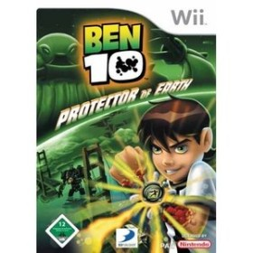 Ben 10 - Protector of Earth (Wii)