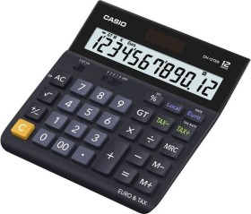 Casio DH-12TER (DH-12TER-S-EH)