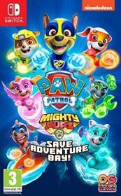 Paw Patrol Mighty Pups: Die Rettung der Abenteuerbucht (Switch)