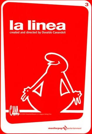 La Linea Vol. 3 -- via Amazon Partnerprogramm