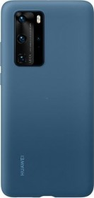 Huawei Silicone Case für P40 Pro ink blue (51993799)