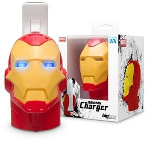 BigBen Iron Man Charger (Wii) (BB283181)
