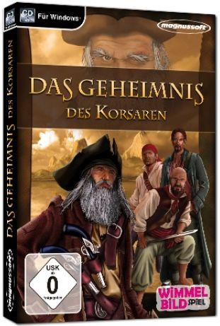 Das Geheimnis des Korsaren (deutsch) (PC)