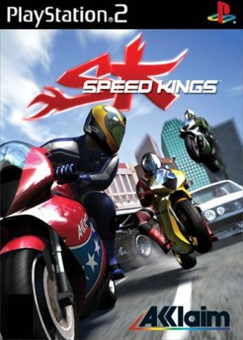 Speed Kings (deutsch) (PS2) -- via Amazon Partnerprogramm