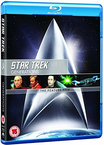 Star Trek  7 - Generations (Blu-ray) (UK) -- via Amazon Partnerprogramm