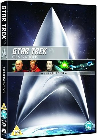 Star Trek  7 - Generations (UK) -- via Amazon Partnerprogramm