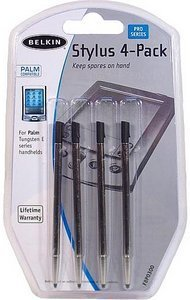 Belkin Stylus 4-pack for Palm Tungsten E (F8P0300EA)