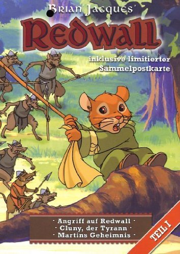 Redwall Vol. 1 -- via Amazon Partnerprogramm