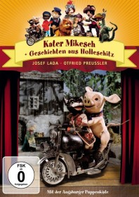 Augsburger Puppenkiste - Kater Mikesch (DVD)