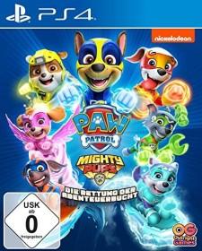 Paw Patrol Mighty Pups: Die Rettung der Abenteuerbucht (PS4)