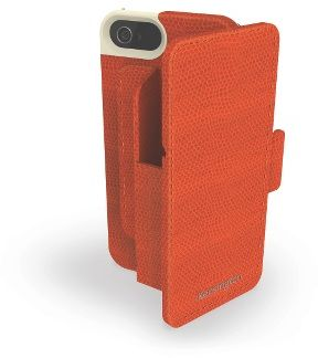 Kensington Portafolio Duo for iPhone 5 orange (K39617WW)