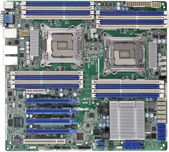 ASRock EP2C602-4L/D16 Windows 8 Driver Download