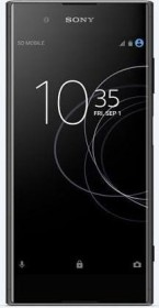 Sony Xperia XA1 Plus schwarz
