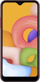 Samsung Galaxy A01 Duos A015F/DS red