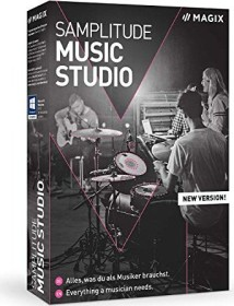 Magix Samplitude Music Studio 2021 (deutsch) (PC)
