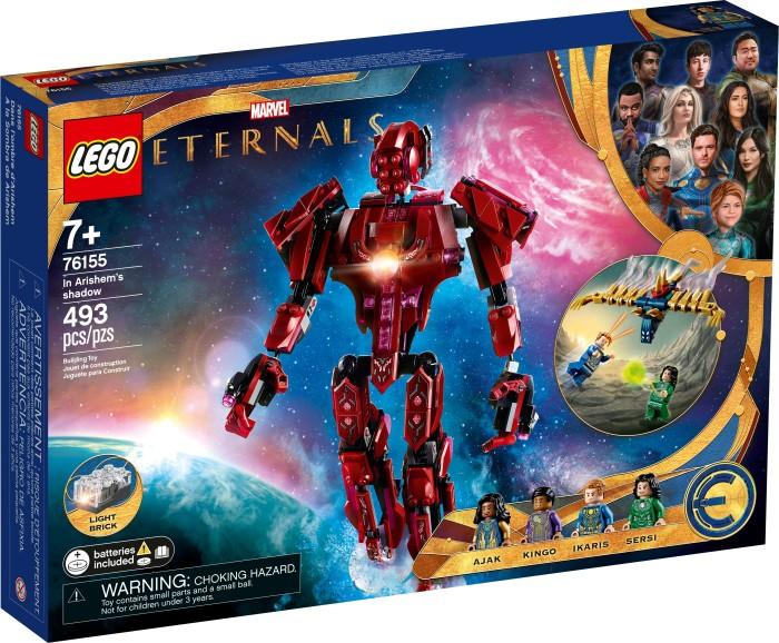 LEGO Marvel Super Heroes Spielset - The Eternals: In Arishems Schatten (76155)