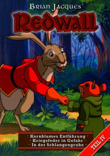 Redwall Vol. 4 -- via Amazon Partnerprogramm