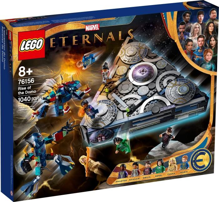LEGO Marvel Super Heroes Spielset - Aufstieg des Domo (76156)