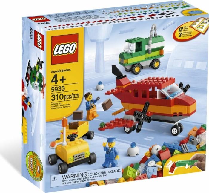 LEGO Steine & Co. - Bausteine Flughafen (5933) -- via Amazon Partnerprogramm