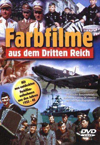 Farbfilme aus dem Dritten Reich -- via Amazon Partnerprogramm