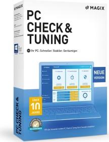 Magix PC Check & Tuning 2021, ESD (deutsch) (PC)