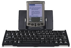 Belkin G700 PDA-Keyboard for Palm-Handhelds (F8P3502)