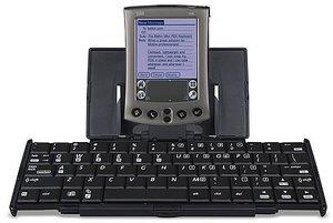 Belkin G700 PDA-Tastatur für Palm-Handhelds (F8P3502)