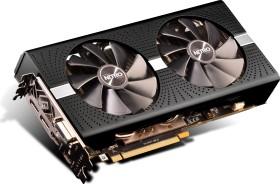 Sapphire Nitro+ Radeon RX 580 8G G5, 1411MHz, 8GB GDDR5, DVI, 2x HDMI, 2x DP, lite retail (11265-01-20G)