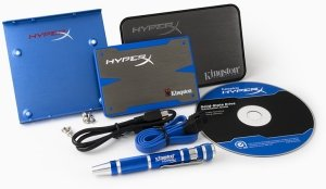Kingston HyperX SSD 120GB, SATA, retail (SH100S3B/120G)