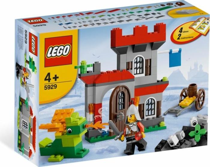 LEGO Steine & Co. - Bausteine Burg (5929) -- via Amazon Partnerprogramm