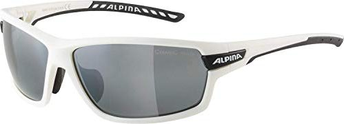 Alpina Tri-Scray white-black 2018 Brillen kAuWdiJF