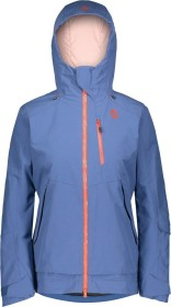 Scott Ultimate Dryo Jacke riverside blue (Damen) (272531-6324)