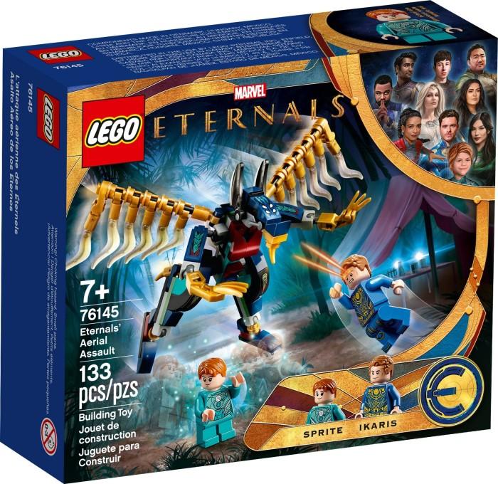 LEGO Marvel Super Heroes Spielset - Luftangriff der Eternals (76145)