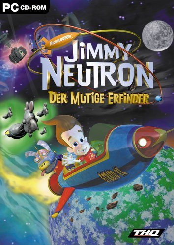 Jimmy Neutron - Der mutige Erfinder (deutsch) (PC) -- via Amazon Partnerprogramm