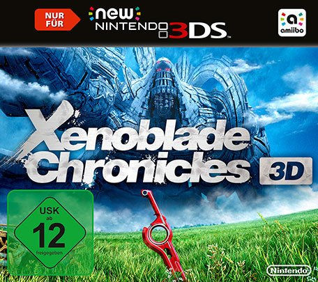 Xenoblade Chronicles 3D (N3DS)