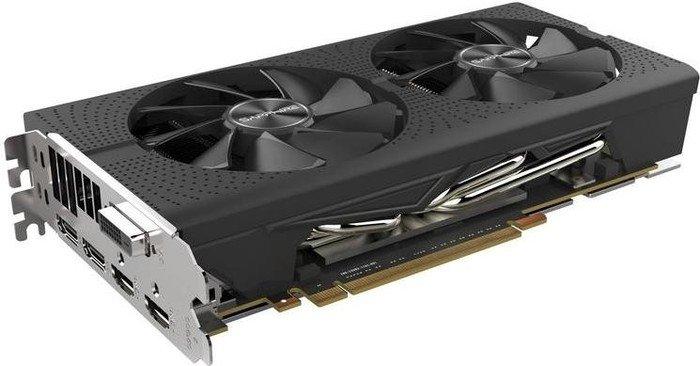 Sapphire Pulse Radeon RX 580 4G G5, 1366MHz, 4GB GDDR5, DVI, 2x HDMI, 2x DP, lite retail (11265-09-20G)