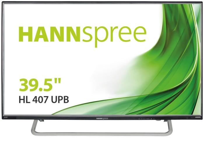 """Hannspree HL407UPB, 39.5"""""""