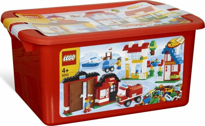 LEGO Steine & Co. - Große Bausteinekiste (6053) -- via Amazon Partnerprogramm